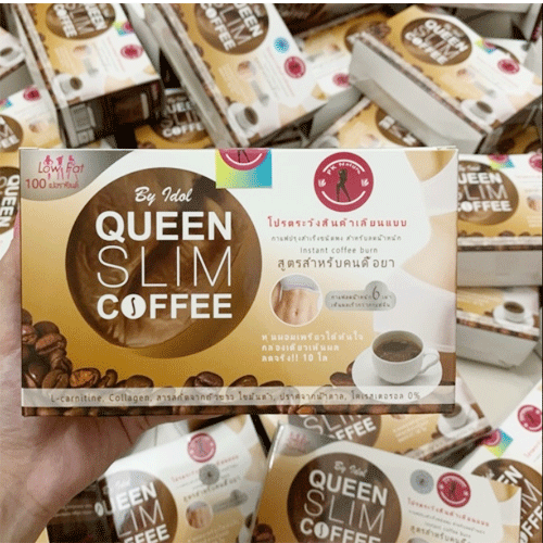 ca-phe-giam-can-thai-lan-queen-slim-coffee