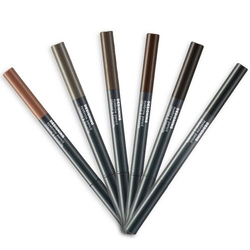 Chì Kẻ Mày 2 Đầu The Face Shop Designing Eyebrow Pencil