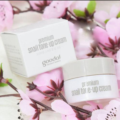Kem Dưỡng Ốc Sên Mini Goodal Premium Hàn Quốc