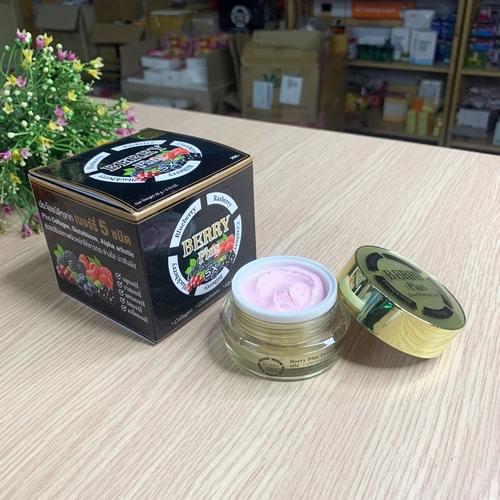 Kem Dưỡng Trắng Da Trị Nám Berry Plus Extra Whitening Cream Thái Lan