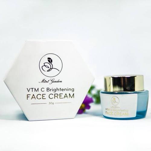 Kem Dưỡng Trắng Da Vitamin C Brightening Face Cream