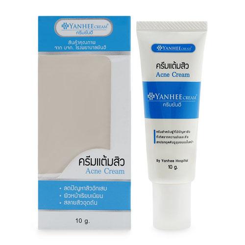 Kem Trị Mụn Yanhee Acne Cream 10g Thái Lan