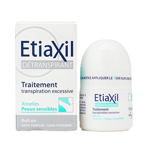 Lăn Khử Mùi Etiaxil 15ml Pháp