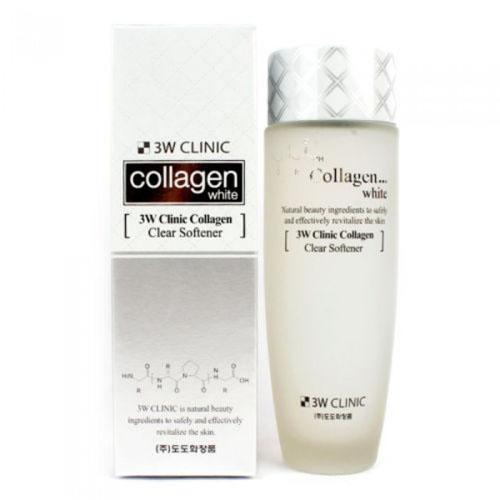 Nước Hoa Hồng Làm Trắng Da 3W Clinic Collagen 150ml