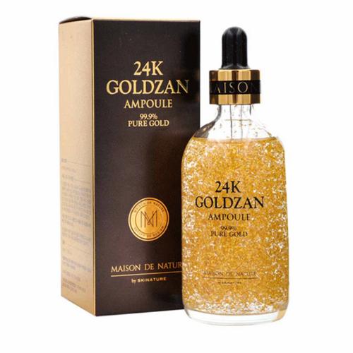 Serum Tinh Chất 24K Goldzan Ampoule Hàn Quốc