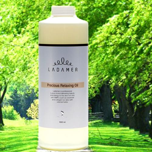 Tinh Dầu Massage Thư Giãn Ladamer