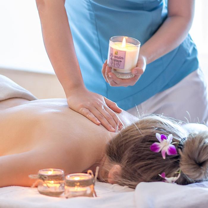 Hướng dẫn bạn cách tự làm dầu massage cơ thể