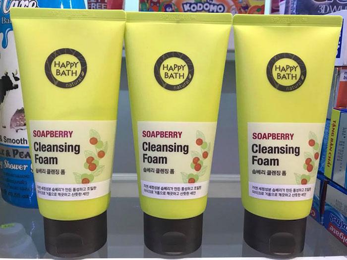 sua-rua-mat-dac-tri-mun-happy-bath-nature-soapberry-cleansing-foam-5607