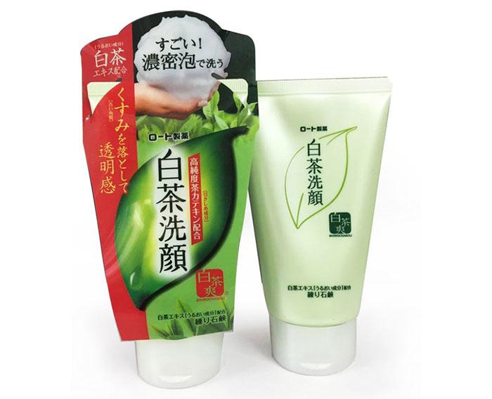 sua-rua-mat-rohto-shirochasou-green-tea-foam-chinh-hang-nhat-ban-5600