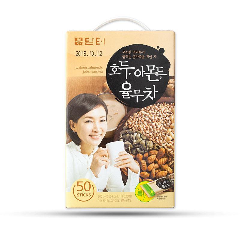 Bột Ngũ Cốc Damtuh Hàn Quốc (18g x 50 gói)