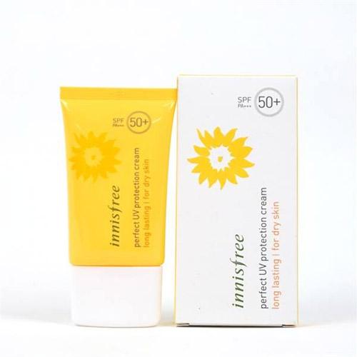 Kem Chống Nắng Innisfree Perfect UV SPF50 Plus PA