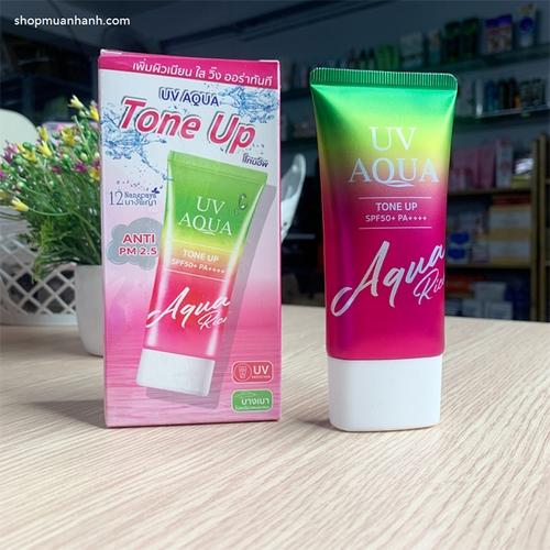 Kem chống nắng Nangpaya UV Aqua Rich Thái Lan