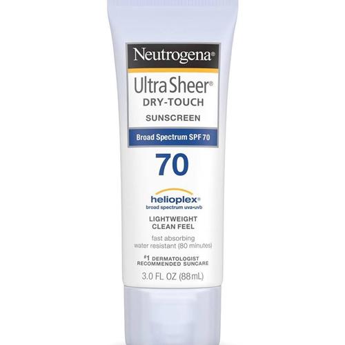 Kem Chống Nắng Toàn Thân Neutrogena Ultra Sheer Dry-Touch