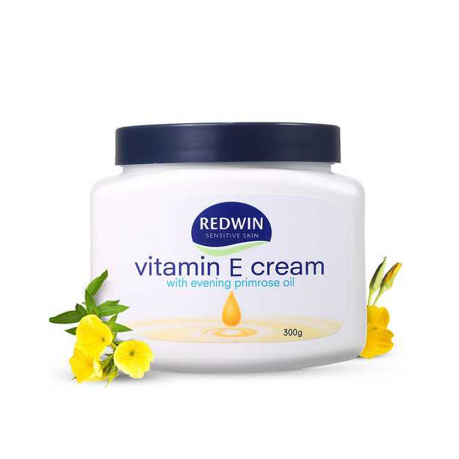 Kem Dưỡng Da Redwin Vitamin E Cream, Úc 300g