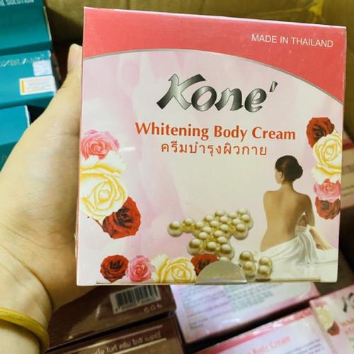 KEM DƯỠNG TRẮNG NGỌC TRAI WHITENING BODY CREAM