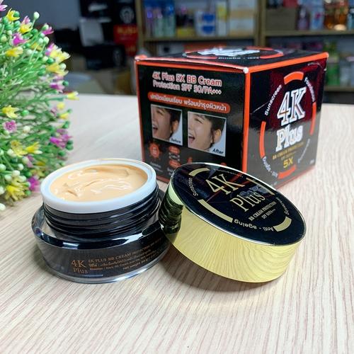 Kem Nền Chống Nắng 4K Plus 5X BB Cream SPF 50 Thái Lan