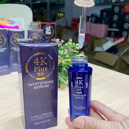 Serum 4K Plus 5X Whitening Thái Lan