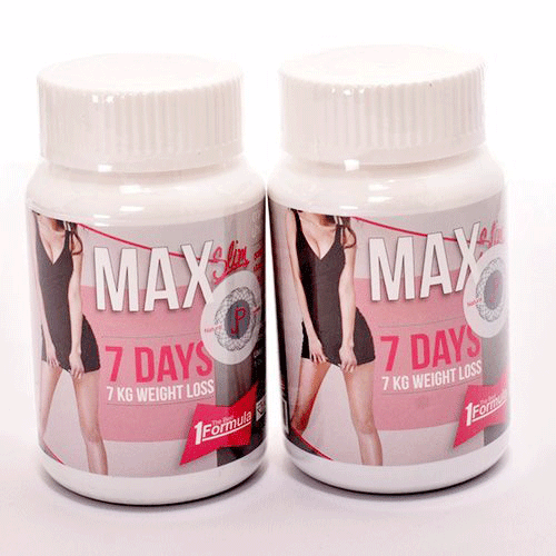 Thuốc Giảm Cân Max Slim 7 Days Thái Lan Chính Hãng