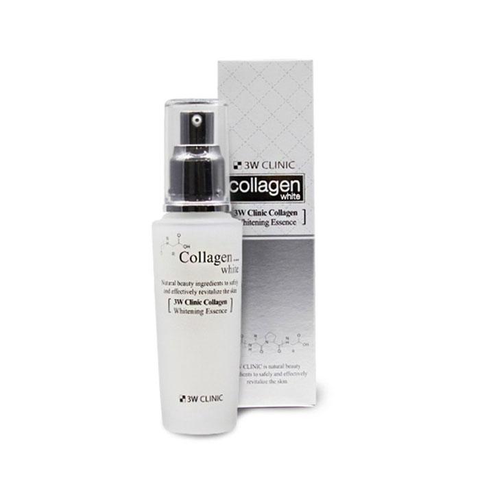 Tinh Chất Làm Trắng Da Chứa Collagen 3W Clinic