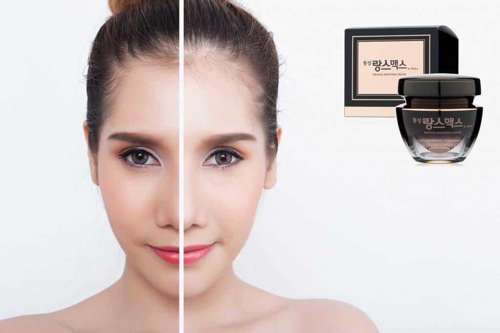 Kem Trị Nám Dongsung Rannce Cream Hàn Quốc Mẫu Mới 50g