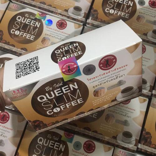 Cà Phê Giảm Cân Thái Lan Queen Slim Coffee