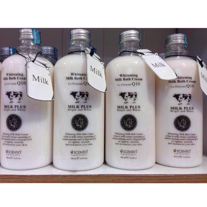 Sữa Tắm Beauty Buffet Scentio Milk Plus Whitening Q10