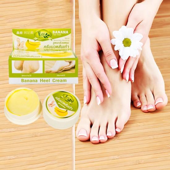 Kem Trị Nứt Gót Chân Banana Heel Cream Thái Lan