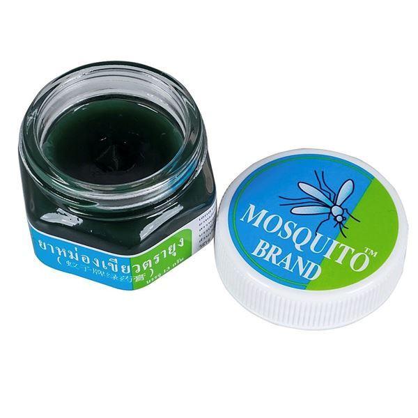 Dầu Thoa Vết Muỗi Đốt Green Balm Mosquito Brand Thái Lan