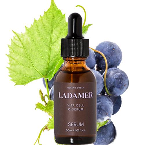 Tinh Chất Vitamin C Làm Trắng Trị Nám Ladamer